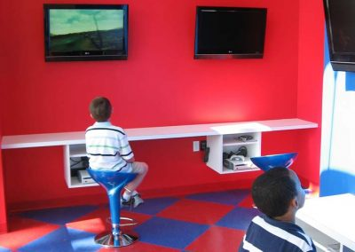 Video Game Area