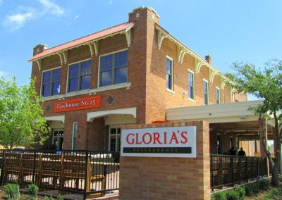 Gloria's Bishop Arts District – 2011