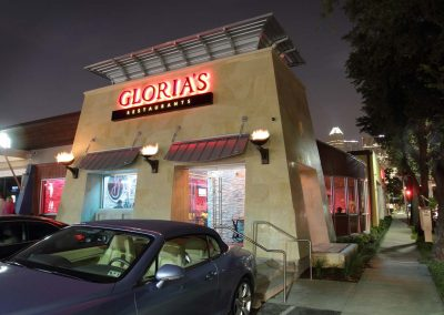 Gloria's Houston Louisiana St – 2012