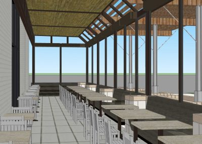 Rendering - Patio