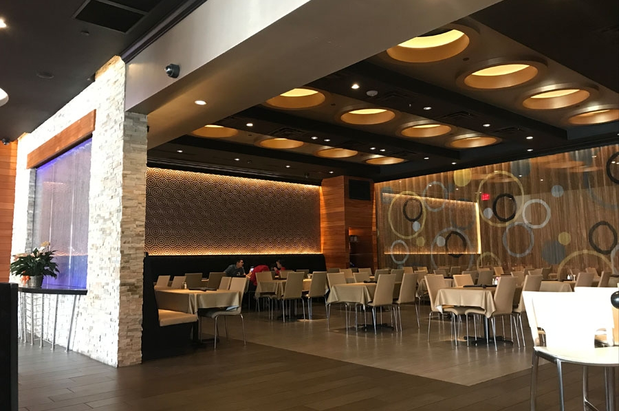 Restaurant Dining Room Interior Design