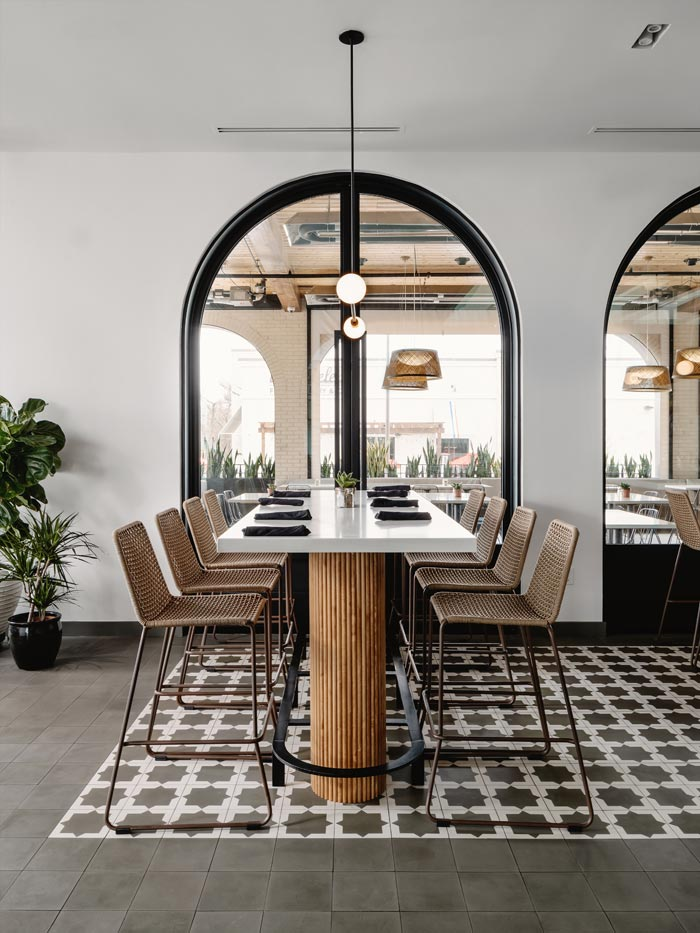 Example of Restaurant Design